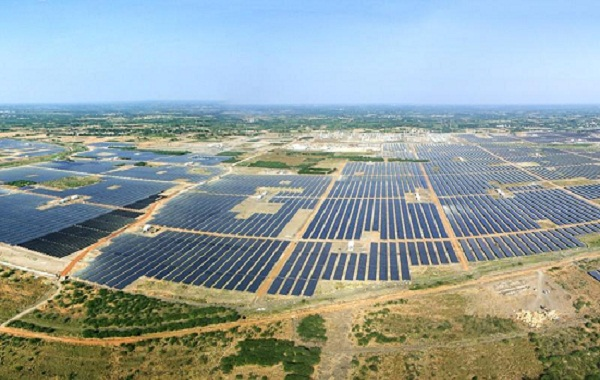 Land Bank in Rajasthan for solar Power Projects